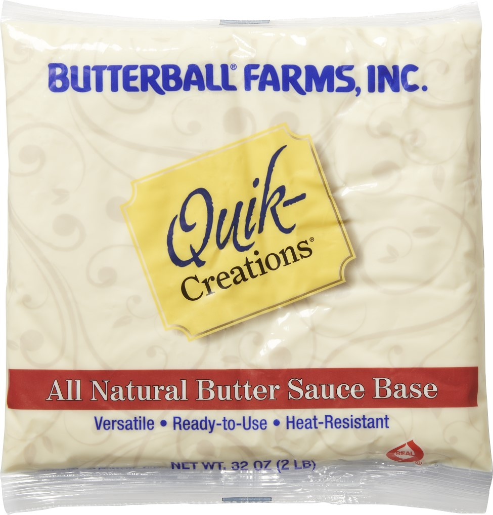 Butter Sauces/Bases